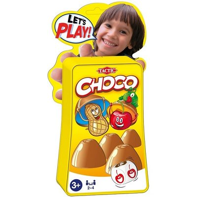 Tactic Let's Play - Choco