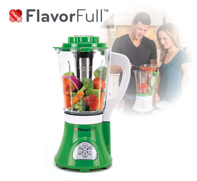 Flavorfull de alles in 1 blender