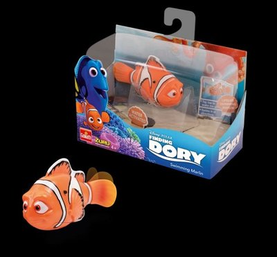 Goliath Robo Fish Finding Dory-Marlin